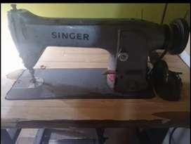 Máquina de coser singer recta industrial