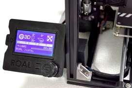 Impresora 3D ROAL 3.0 Y 2.0 (100% COLOMBIANO)
