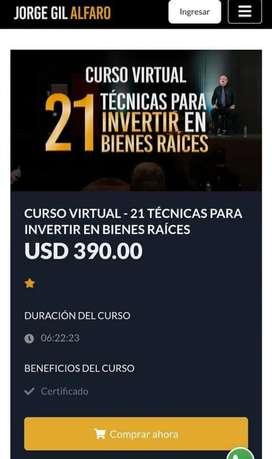 21 MANERAS DE INVERTIR EN BIENES RAICES -Jorge Gil