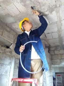 Instalaciones eléctricas de Interior y reparación de electrodomésticos y máquinas eléctricas