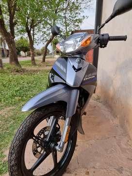 Yamaha New Crypton 2020 2150km