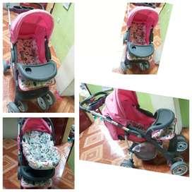 Baby kart coche