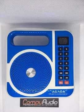Parlante o Speaker Portable con microfono ideal para dar clases