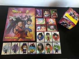 Albun de dragon ball super