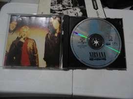 CD ORIGINAL NIRVANA NEVERMIND 1998 UNIVERSAL