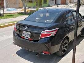 Toyota yaris a 29000 soles- 2014 conservado