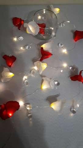Luces Led Decorativas a Pilas
