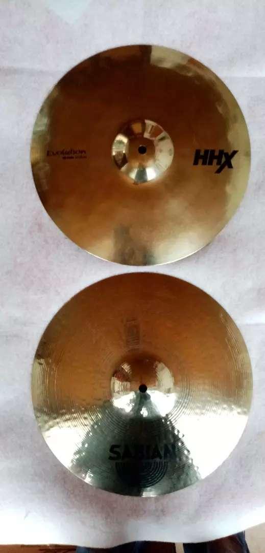 """Hi Hat Sabian HHX 14"""""""