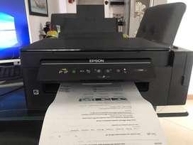 Impresora multifuncional epson l396 ecotank