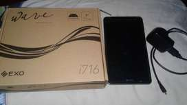 Tablet EXO Wave i716, Android 10