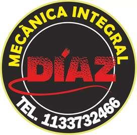 Mecánica integral Diaz