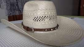 Sombrero Texano para mujer-Cody-Belly talla 7-1/4