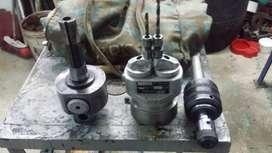 Dispositivos  para taladros y fresadoras