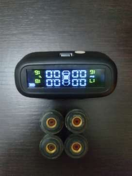 Sistema monitor presión tanta