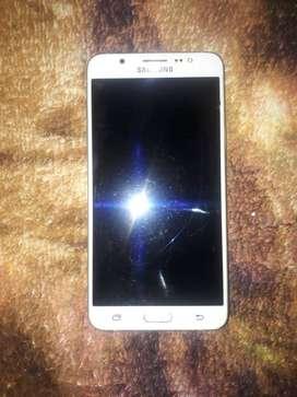 Permuto Samsung J7 2016 por otro celular.