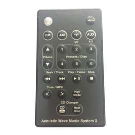 Control BOSE para  Radio Wave Music System SerieII Multi Disc Player 6