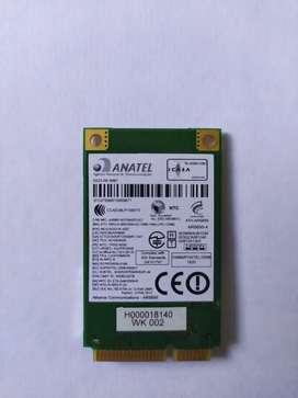 Tarjeta De Red Wifi Anatel Toshiba Satellite U505-sp3018l