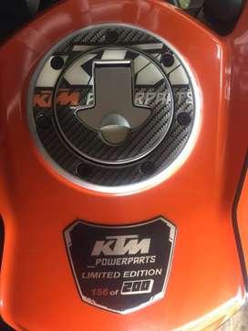 KTM 200 modelo 2014