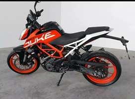 Vendo KTM Duke 390