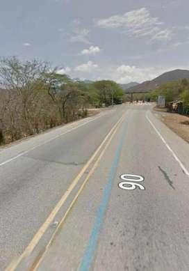 15 hectareas via Neguanje y Parque Tayrona