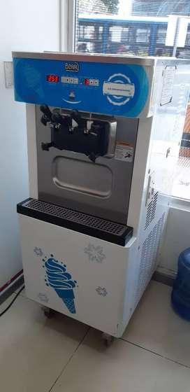 Vendo máquina de helado Soft