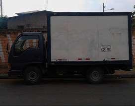 Camión Furgón Chévrolet NHR
