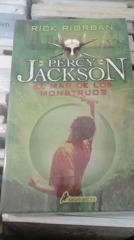 PERCY JACKSON Y EL MAR DE LOS MOUSTROS(nuevo)