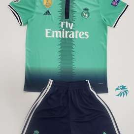 Uniforme del Real Madrid