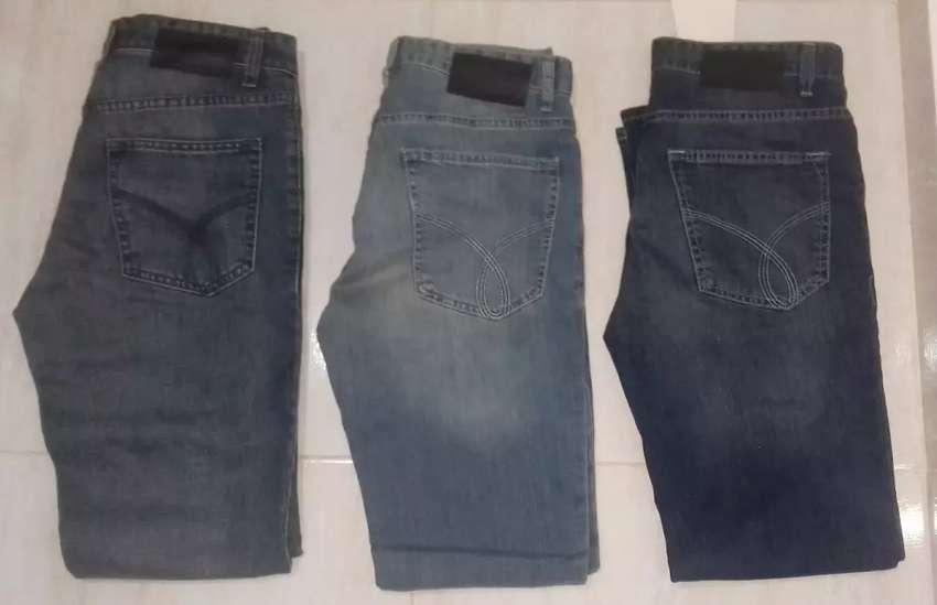 Jeans calvin klein originales usa talla 30 0