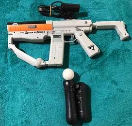 Rifle Ps3 y Move
