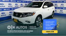 Nissan Pathfinder 2015 - R52 Exclusive TP 3.5L 6AB ABS CT TC AP 2SE RA20 7PSJ 5P 4X4