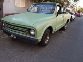 Chevrolet c10 GNC