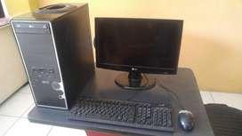 Vendo 2 PC de escritorio Pentium Dual Core 2.7Ghz