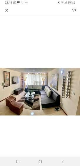 Hermoso apartamento en centro de Ciudad