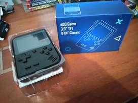 Consola mini retro tipo game boy
