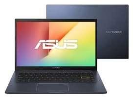 "Portátil Asus Vivobook M413DA-EB365 AMD Ryzen 5 3500U RAM 8Gb Disco SSD 512Gb Pantalla 14"" FHD"