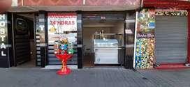 Se vende negocio de cevichochos instalado con clientela
