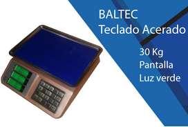 BALANZA ELECTRÓNICA DE 30 KG