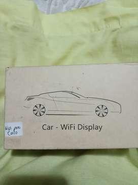 Car - Wifi  Display