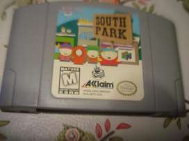 Juego South Park Para Nintendo 64 Original Excelente Estado