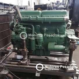 Motor Scania 113 - Rectificado con garantía y 04