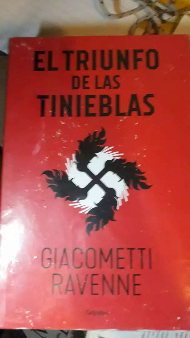 EL TRIUNFO DE LAS TINIEBLAS (nuevo) 0
