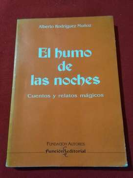 El Humo de Las Noches Cuentos Magicos . Rodriguez Muñoz