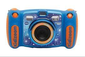 Cámara Digital Kidizoom Vtech Duo 5.0 - Azul