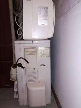 VENDO AIRE ACONDICIONADO SPLIT. ELECTROLUX DE 3000 EN FRIO/CALOR. BUEN ESTADO