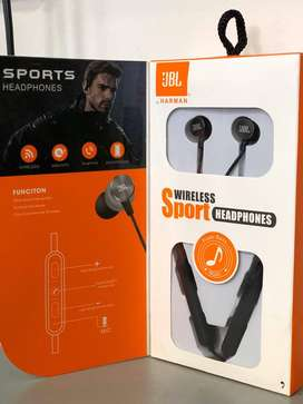 AURICULARES JBL SUPER BASS HEADPHONES SPORTS