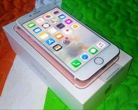 iPhone 7 de 32gb - solo venta