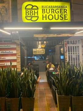 Se Vende Negocio de Restaurante BBH