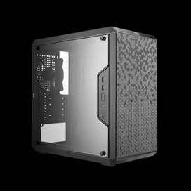 NUEVO Case para PC Cooler Master Master Box Q300L Micro ATX Panel Acrilico