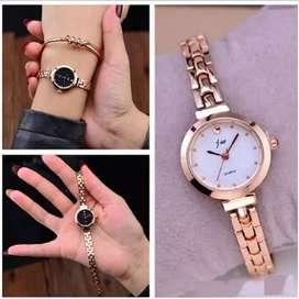 Sofisticado Reloj Golden